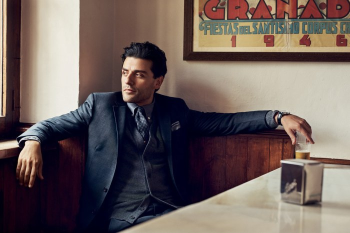 #MovementMondays: Oscar Isaac